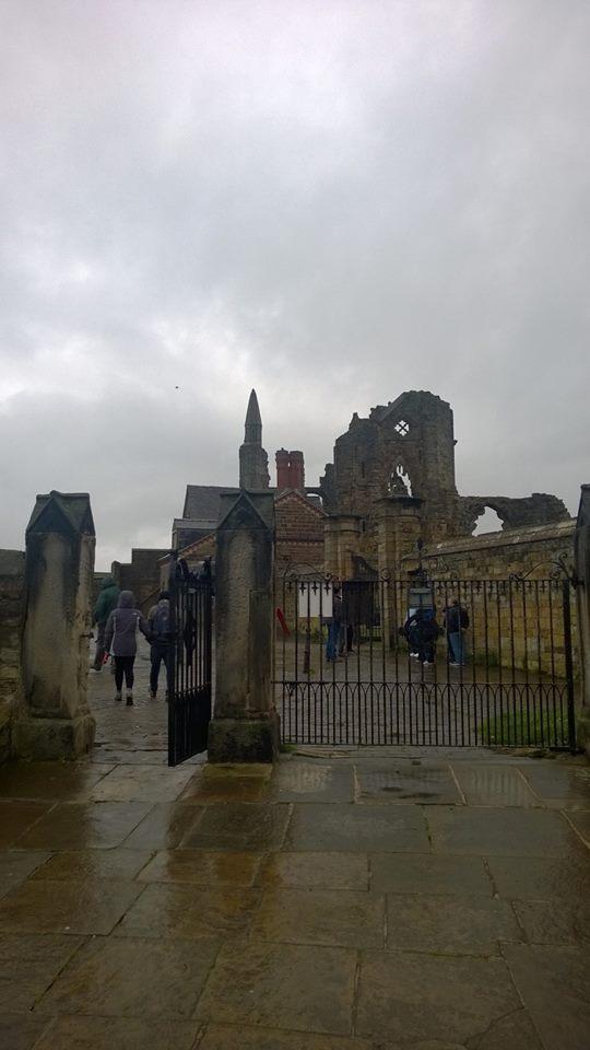 Whitbey Abbey